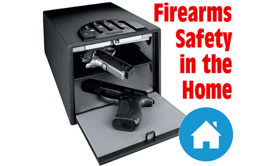 Firearms Safety In The Home Class